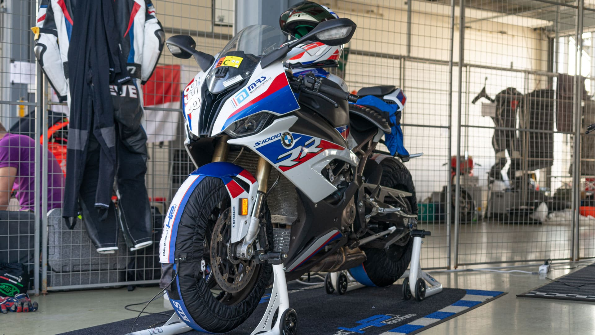 Moto RacingSchool Leihmotorrad